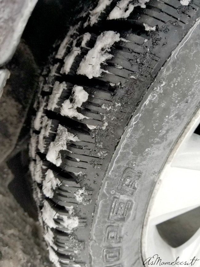 Cooper Weather Master Tires are why we're a little safer driving during the winter