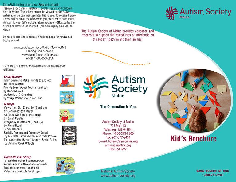 Autism Society Of Maine Autism Spectrum Disorders