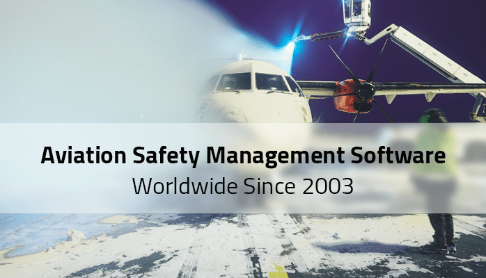Web Based Aviation Safety Management System Software for Airlines Airports Maintenance