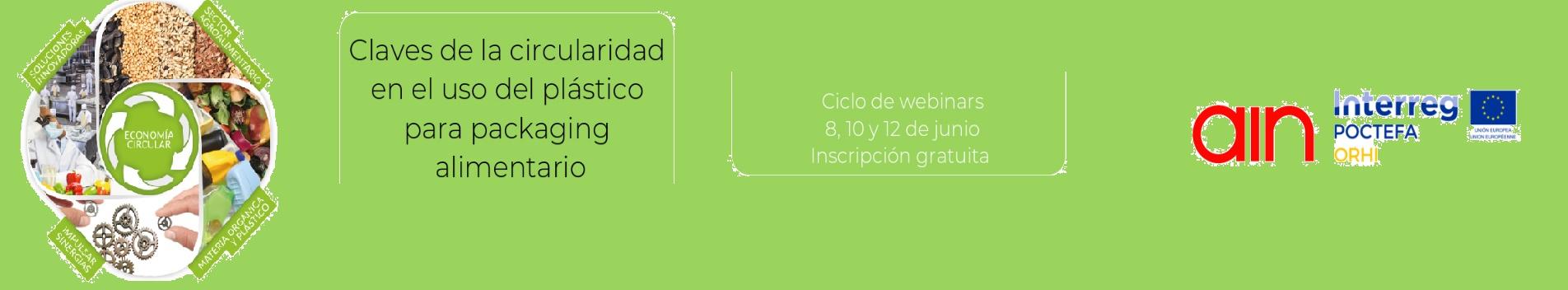 ASOBIOCOM en el webinar «Soluciones innovadoras para el packaging alimentario»