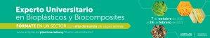 Experto Universitario  en Bioplásticos y Biocomposites