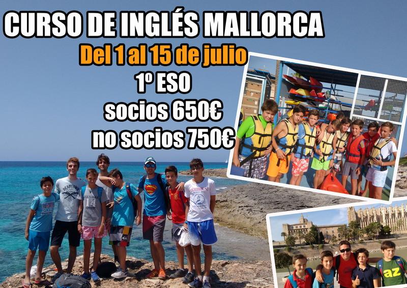 Curso de Inglés Mallorca (1ºESO)
