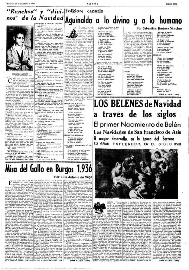 Falange 1952