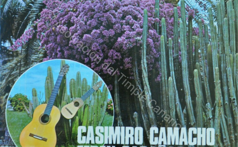 Casimiro Camacho – Efrén Casañas