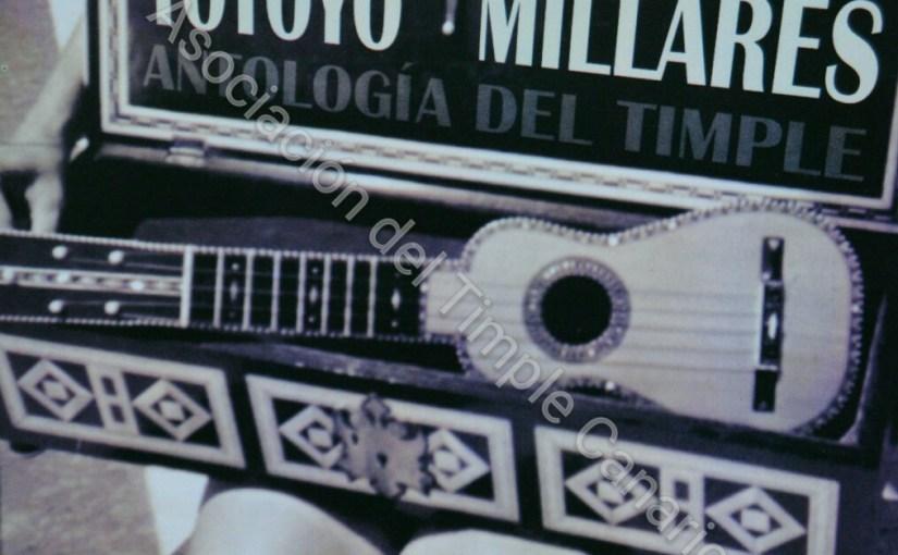 Antología del Timple (Totoyo Millares)