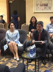 Chairman discussion with Vice Chairman of HCMC 4