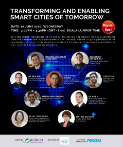 Transforming and Enabling Smart Cities of Tomorrow