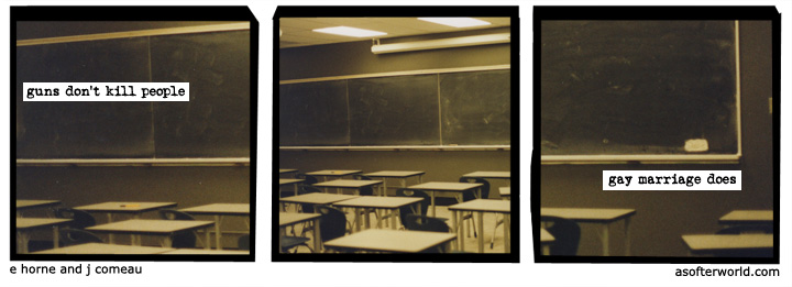 A Softer World: Education