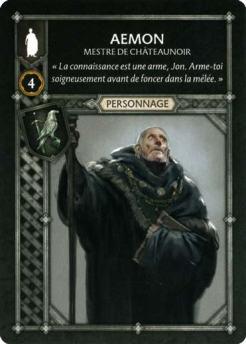 Aemon - Mestre De Châteaunoir (Recto) FR