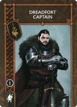 Dreadfort Captain (Recto) US Alt