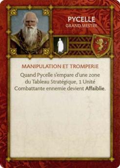 Pycelle - Grand Mestre (Verso) FR