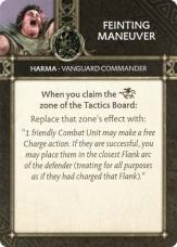Harma - Vanguard Commander Feinting Maneuver