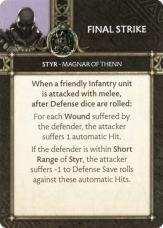 Styr - Magnar Of Thenn - Final Strike