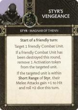 Styr - Magnar Of Thenn - Styr's Vengeance