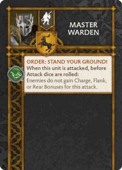 Master Warden (Verso) US