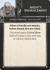Othell Yarwyck - First Builder Mighty Enhancement