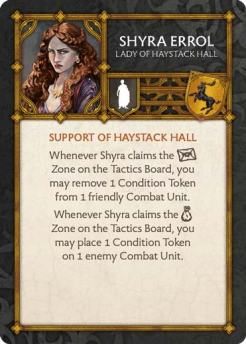Shyra Errol - Lady Of Haystack Hall (Verso) US