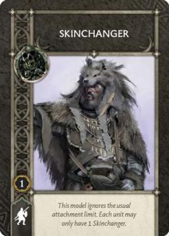 Skinchanger (Recto) US