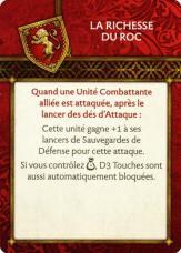 Lannister - La Richesse Du Roc