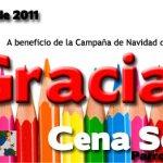 Cena Solidaria San Gerardo 2011 ¡Gracias!