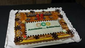 Tarta de cumpleaños para AS Vigo