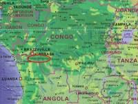 Mapa de la RD Congo con Mbanza-Ngungu señalado (clic para ampliar)