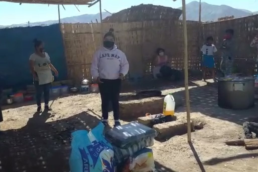 Comedores Nasca Perú