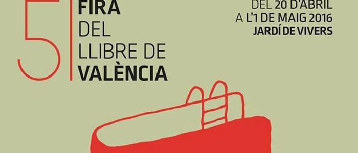 L'Editorial Denes us convida cordialment a assistir a la 51ª Fira del Llibre de València