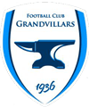 Logo du club de football du FC Grandvillars