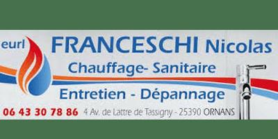 Logo de l'entreprise Franceschi Nicolas à Ornans