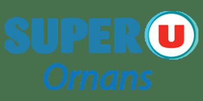 Logo de l'entreprise Super U à Ornans