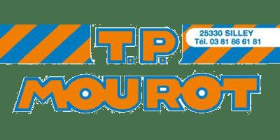 Logo de l'entreprise TP Mourot à Silley