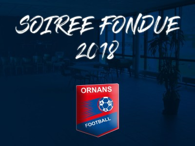 Fondue football AS Ornans