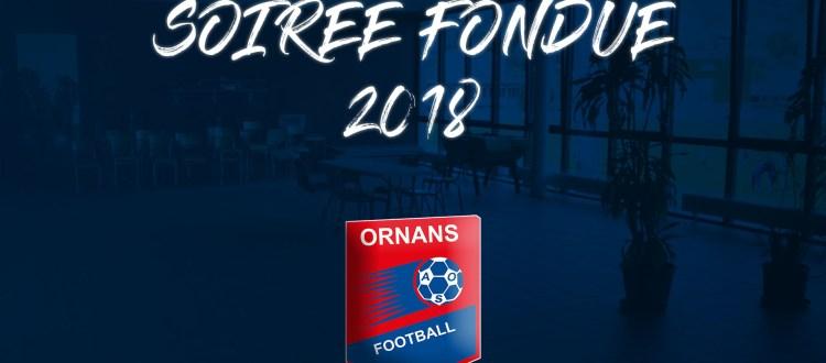 Fondue football AS Ornans