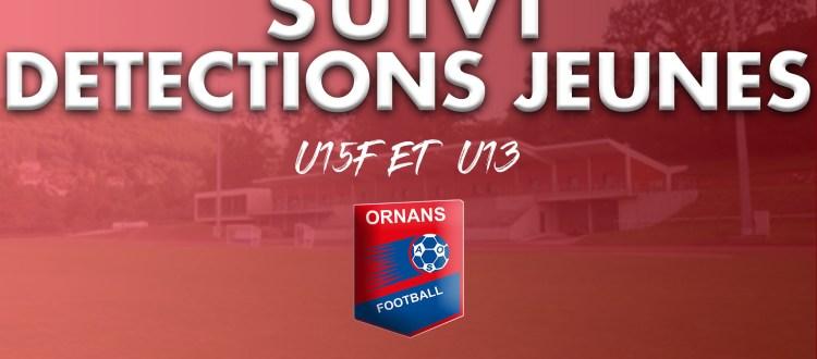 Détection football AS Ornans
