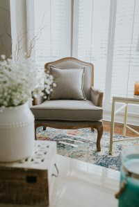 Formal Living Room Tour | A Southern Drawl