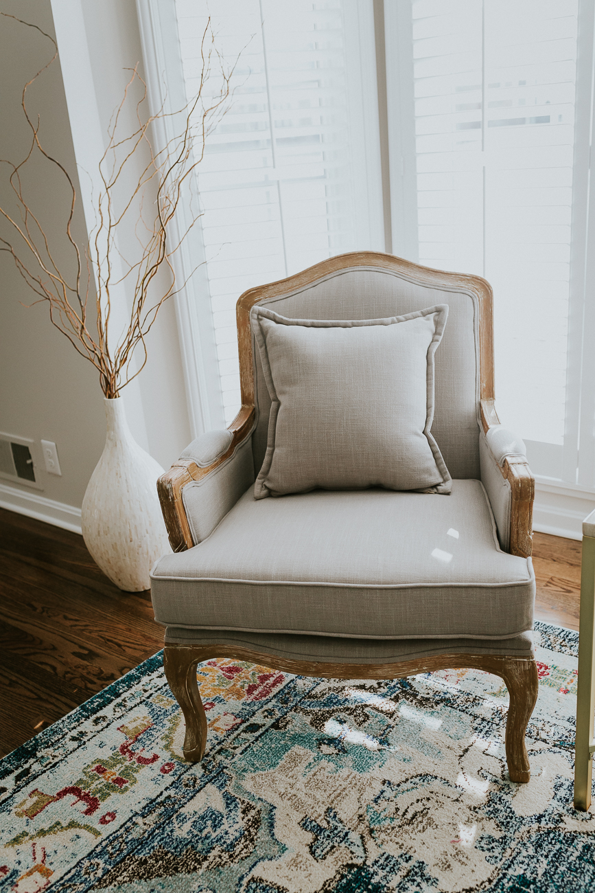 Formal Living Room Tour  A Southern Drawl