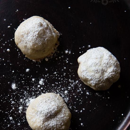 Chocolate Talk, Snowball Cookies, and Halloween
