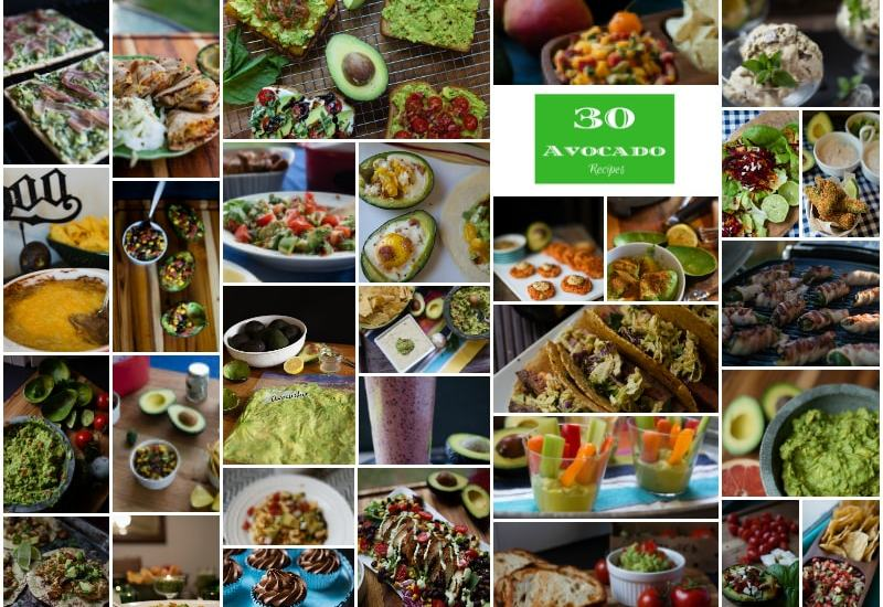 30 Amazing Avocado Recipes