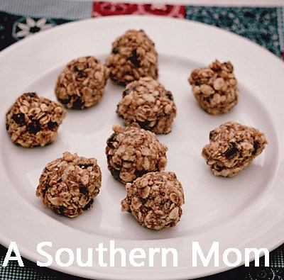 No Bake Healthy Energy Balls – Kid Approved!