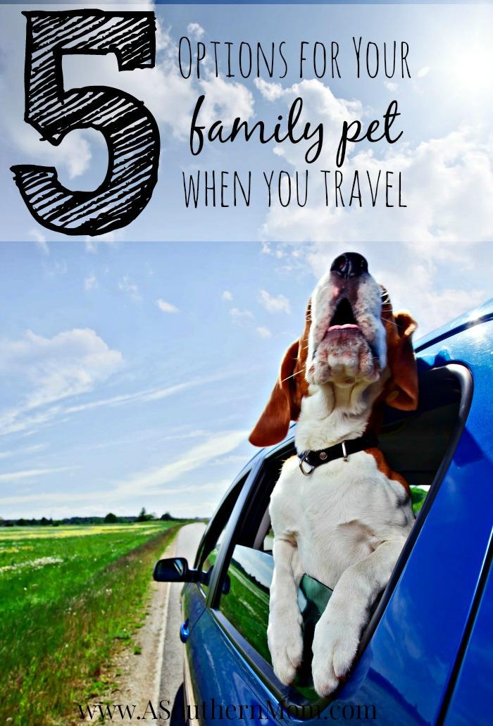 Family Pet Travel