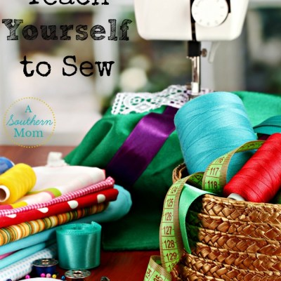 How to Teach Yourself to Sew