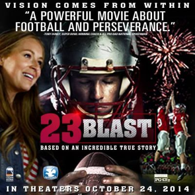 Check Out 23 Blast – The True Story of Travis Freeman (Official Movie Trailer)