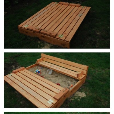"5 Absolutely Adorable ""Hidden"" Sandbox Ideas"