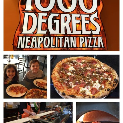 1000 Degrees Neopolitan Pizza – Make Your Own Pizza!