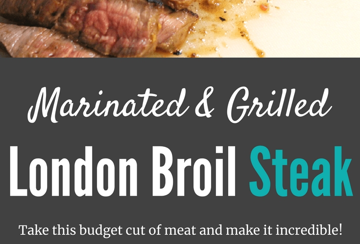 Learn how to cook London Broil steak. This London Broil steak recipe will transform your opinion on this budget friendly cut of meat. The marinade is incredible and the grilling technique seals the deal. You have to try it! This London Broil recipe will be your go to recipe for cooking a London Broil steak from now on! #londonbroilsteakrecipe #londonbroilsteakmarinade #londonbroilgrillrecipe #grillrecipes #steakrecipes