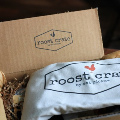 What Is Roost Crate? A Farmer's Market In A Box