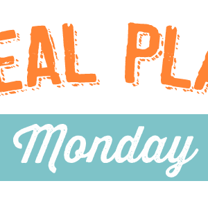 Meal Plan Monday, recipes, link party, linkup, weekly recipes