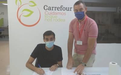 Inserción laboral en Carrefour San Juan