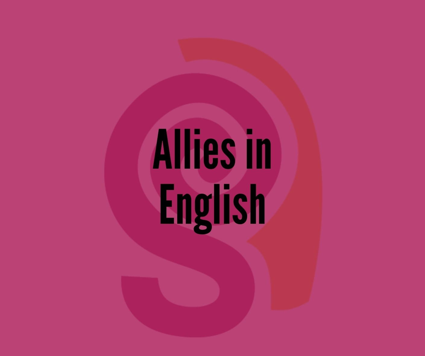 Allies in English